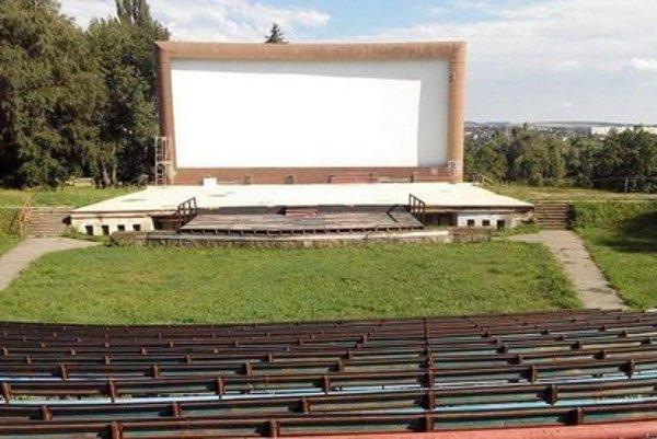 Prešovský amfiteáter.