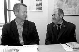 Ladislav Alcnauer vpravo.