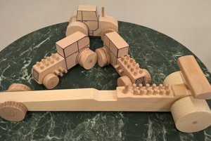 Ekologické drevené hračky sa rozrastajú