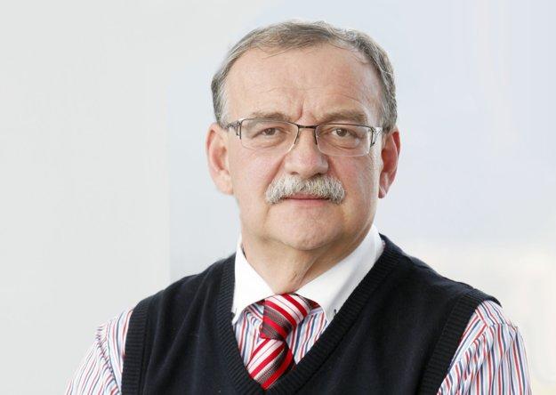 Miroslav Obšivaný, predseda predstavenstva a generálny riaditeľ akciovej spoločnosti Stefe Martin.