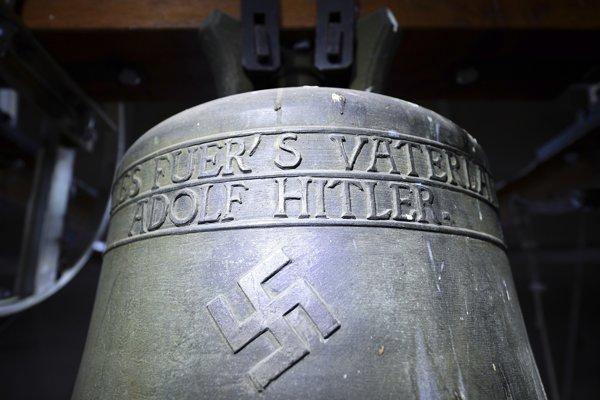 Kontroverzný zvon v Herxheieme.
