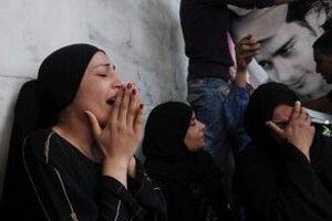 Asadovi vojaci využívajú v občianskej vojne v Sýrii sexuálne násilie.