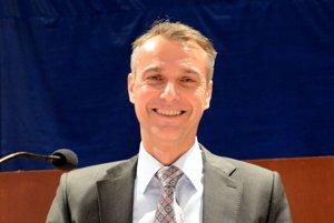 Primátor Richard Raši. Novembrové župné voľby rozhodnú, či nebude pondelkové mestské zastupiteľstvo jeho posledným.