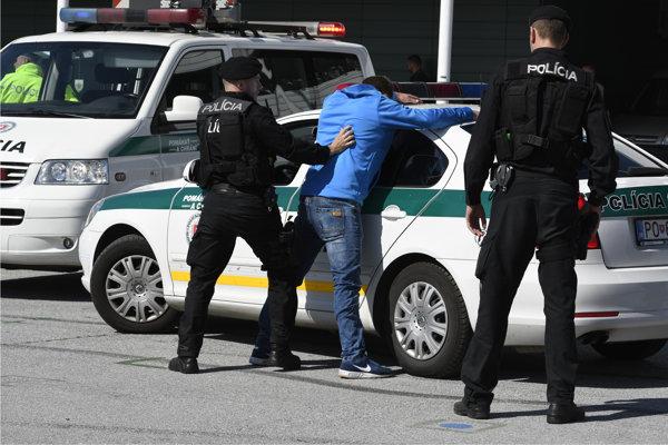 Súčasťou festivalu budú a ukážky policajnej práce.