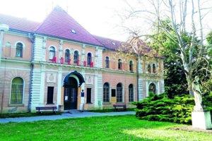Múzeum v Piešťanoch.