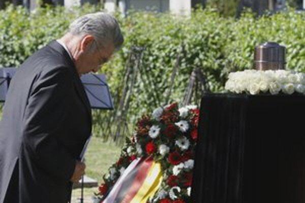 Obete nacistov si prišiel uctiť aj rakúsky prezident Heinz Fischer.