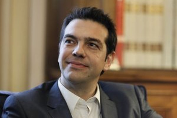 Strana Alexisa Tsiprasa, ktorá odmieta podmienky pôžičky, sa stáva najpopulárnejšou v krajine.