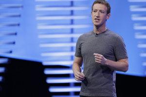 CEO Facebooku Mark Zuckerberg.