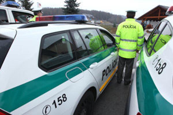 Vodiči opäť jazdili pod vplyvom alkoholu.