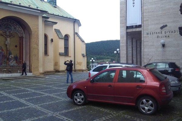 Žilina chce obmedziť vjazd do centra podľa emisnej normy.