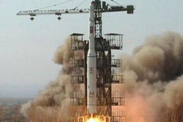 Severná Kórea sa pokúsila vyslať do vesmíru satelit aj v roku 2009.