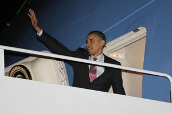 Obama odlieta do Soulu.