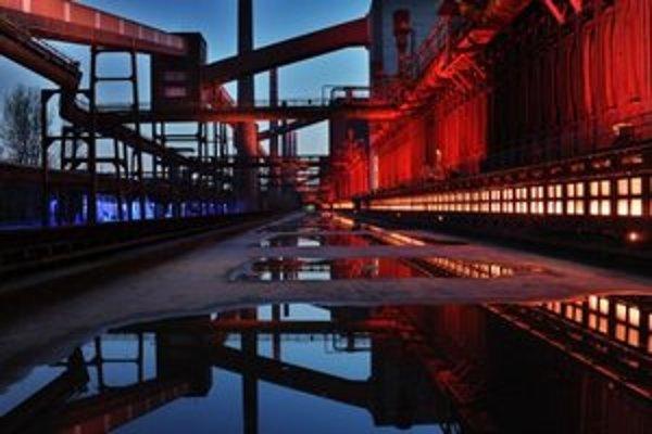 Továrne vnemeckom Porúrí sú technickou pamiatkou na zozname UNESCO.