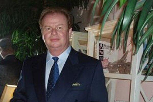 Viktor Kožený.