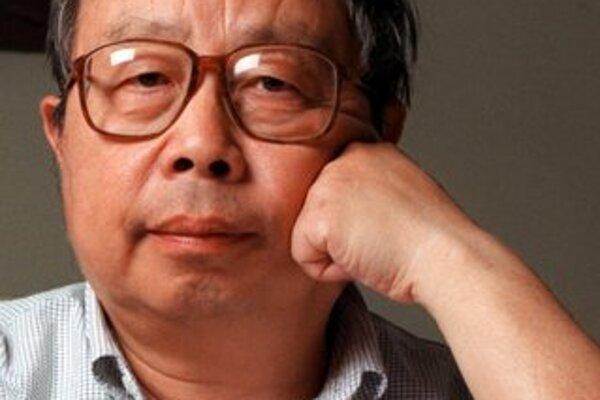 Fyzik aj disident Fang Li-či.