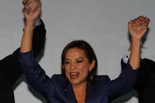 Josefina Vázquezová.