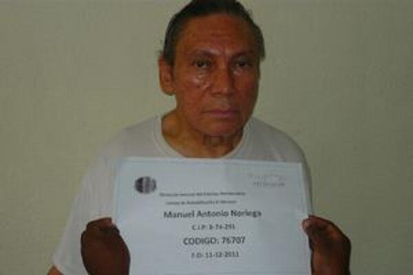Manuel Noriega.