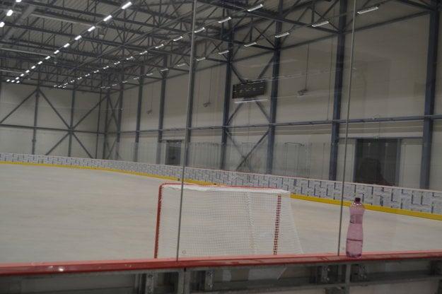 Už čoskoro v Krásne otvoria novú hokejovú halu.