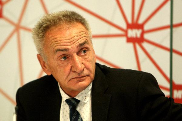Pavel Greksa, starosta obce Mýtna