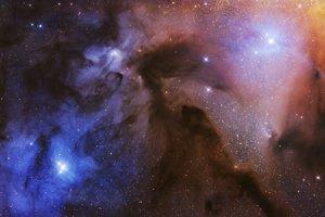 Celkový víťaz a víťaz kategórie Hviezdy a nebuly: Nebula Rho Ophiuchi.