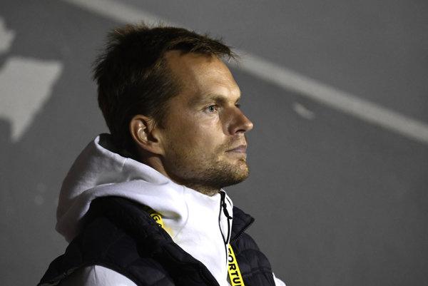 Roman Marčok, tréner AS Trenčín.