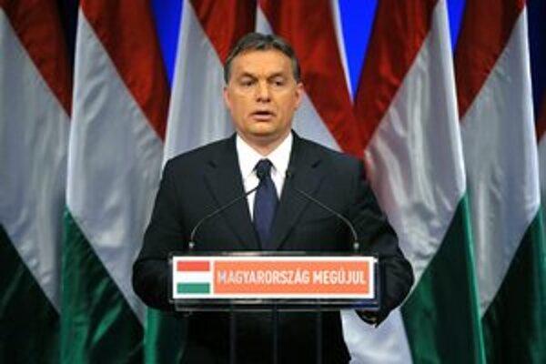 """Maďarský premiér Orbán si myslí, že rokovania o zmenách budú """"pomerne jednoduché""""."""