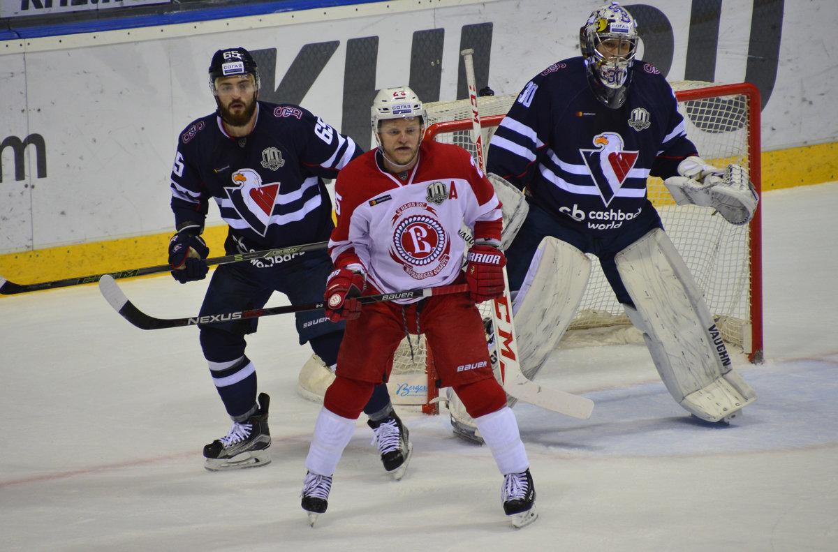 ONLINE  Slovan Bratislava - Podoľsk (KHL 2017 2018) - sport.sme.sk 70ee77109e3