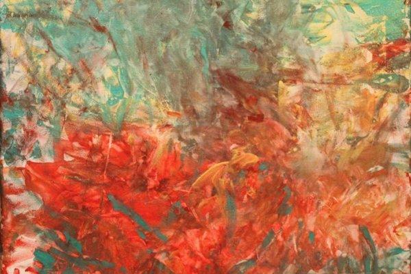 Jedno z  diel maliara.
