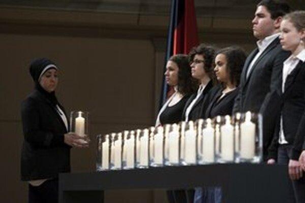 Nemecko dnes spomínalo na obete neonacistov.