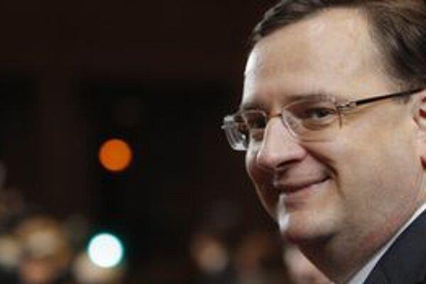 Český premiér Patr Nečas.