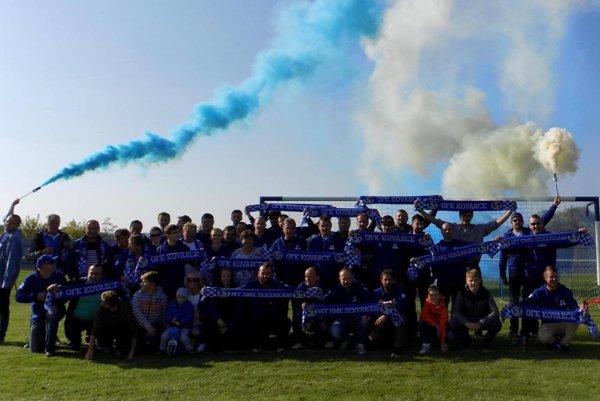 Ultras fans Kovarce.