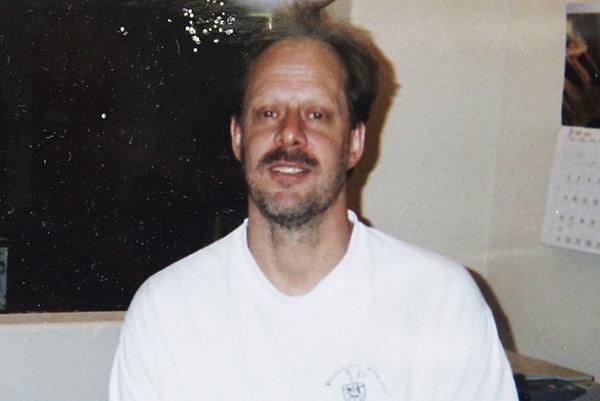 Stephen Paddock na nedatovanej fotografii, ktorú poskytol jeho brat Erik.