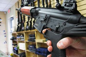 Komponent pridaný na útočnú pušku dokáže spraviť z poloautomatickej zbrane automatickú. Stláča spúšť rýchlejšie ako človek.