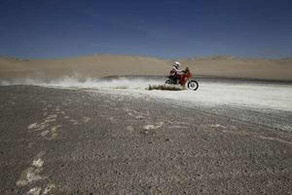 Územím Peru nedávno prechádzali preteky Rely Dakar.