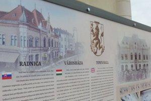 História budovy radnice je pestrá.
