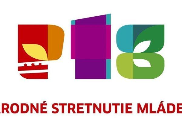 Logo prešovského Národného stretnutia mládeže.