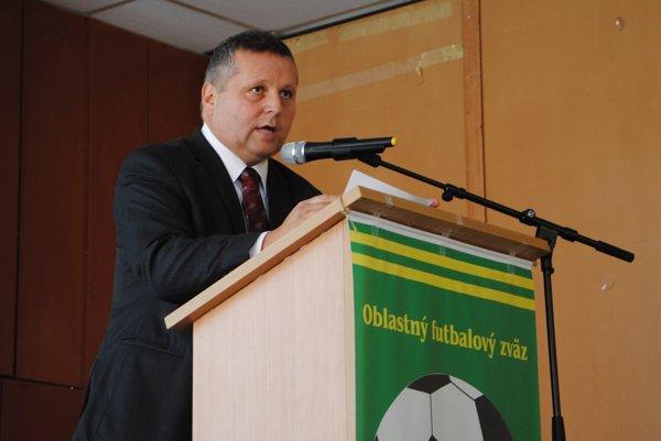 Igor Krško bude naďalej šéfom ObFZ Žilina.