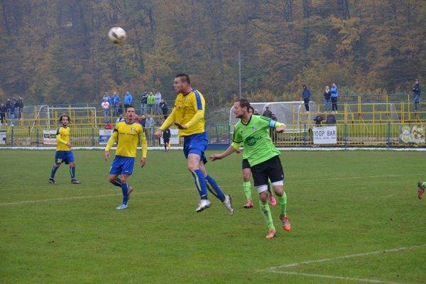 Do zostavy MFK Rožňava sa po doliečení zranenia vrátil Peter Štyvar.