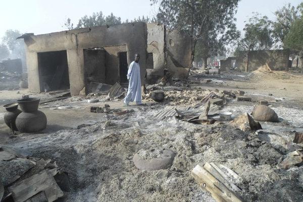 Nigéria naďalej dopláca na konflikt s Boko Haram.