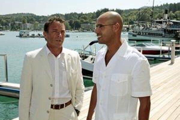 Kaddáfího syn Sajf bol blízkym priateľom zosnulého rakúskeho krajne pravicového politika Haidera.