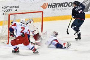 Boris Sádecký dal krásny gól. Body nepriniesol.