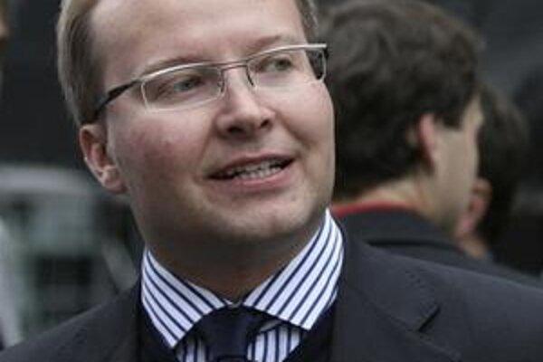 Nový český minister životného prostredia Tomáš Chalupa.