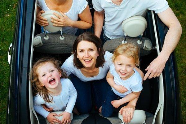 a4f331d24 5 vecí, na ktoré by mala myslieť rodina pred kúpou auta - Auto SME