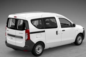 Dacia Dokker je najlacnejšou dodávkou na slovenskom trhu, stojí 8 490 eur.