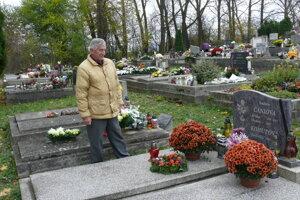 Sklabinský cintorín v Martine VI.
