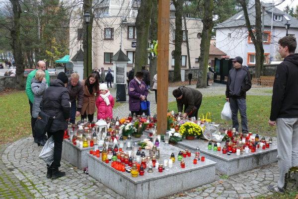 Na Náronom cintoríne v Martine