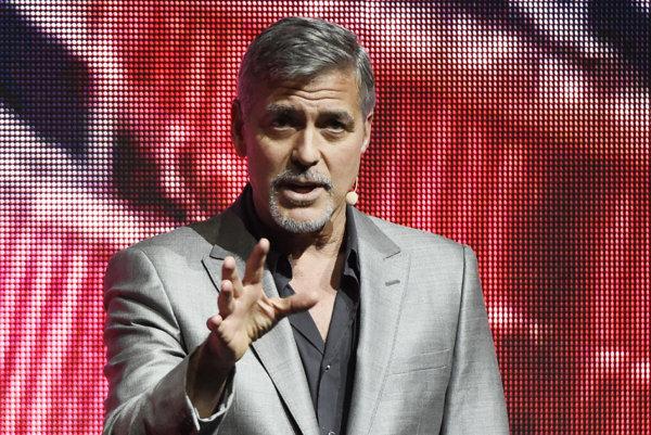 Herca Georga Clooneyho považujú za jedného z najcharizmatickejších ľudí planéty.