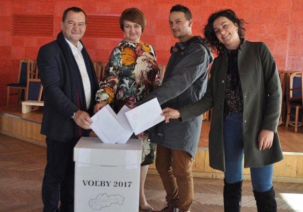 Voľby má za sebou aj Marián Murín, jeden z ôsmich kandidátov na župana Žilinského samosprávneho kraja.