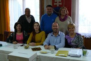 Členovia komisie z Kolónky sú zohratou partiou.