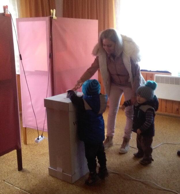 Voľby v Pavčinej Lehote
